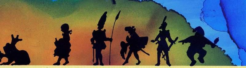 Märchen spielen und raten Header